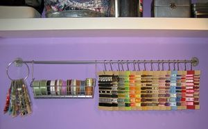 Tomorrow Weu0027ll Show You The Ribbon Storage Ideas For The More Time Poor  Person!